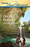 On His Honor, Jean Brashear, 037371775X