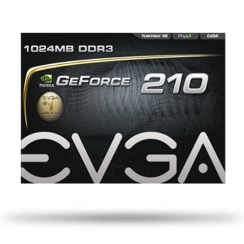 evga 01G-P3-1352 LR EVGA - Products - EVGA GeForce 210 DDR3 - 01G-P3-1312-LR