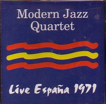 Live Espana 1971 : Modern Jazz Quartet: Amazon.es: Música