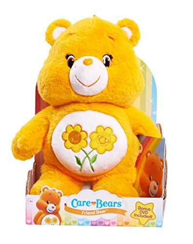 [Care Bears Friend Medium Plush with DVD] (Care Bear Plush)