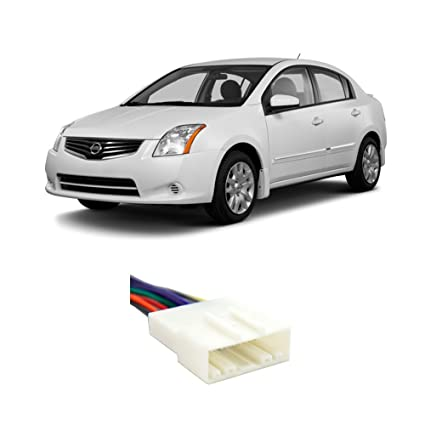Amazon.com: Fits Nissan Sentra 2007-2011 Factory Stereo to ...