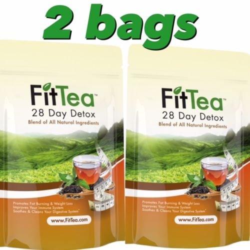 Energizer Drink - 2 Fit Tea 28 Day Detox