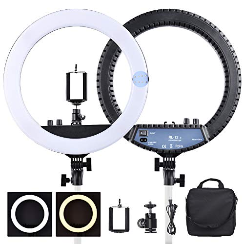 FOSOTO RL-12II Ring Light,14