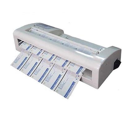 Amazon topchances 110v automatic business card cutter binding topchances 110v automatic business card cutter binding machine electric cutter colourmoves