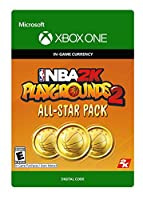 NBA 2K Playgrounds 2 All Star Pack – 16,000 VC Xbox One [Digital Code]