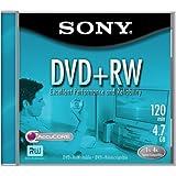 Sony DVD+RW 4X Rewritable