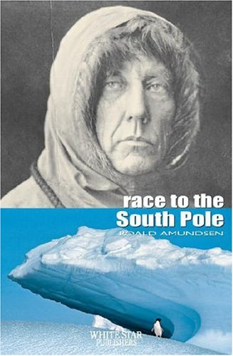 Book cover for Race to the South Pole