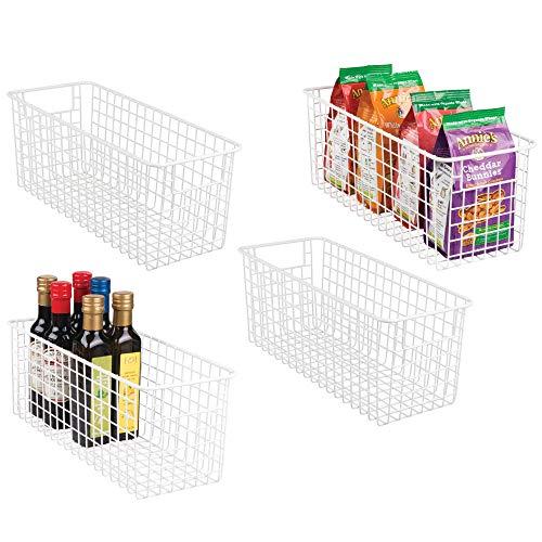 Kitchen Storage Cabinet Pantry Food Organizer Cupboard Laundry Furniture White