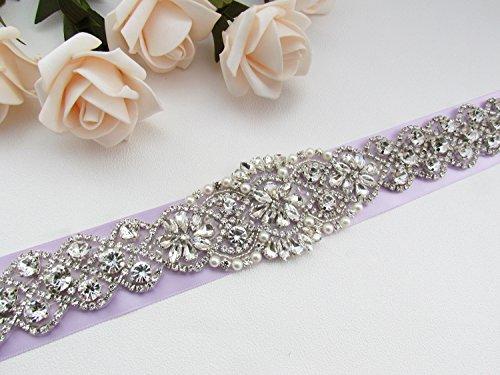 Bridal Belts For Wedding Dresses
