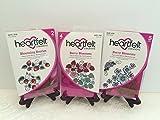 Heartfelt Creations Bundle Die + 2 Stamp Sets Berry Blossoms, HCD1-793+3731+3732