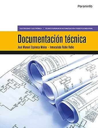 Documentación técnica eBook: ESPINOSA MALEA, JOSÉ MANUEL, RUBIO ...