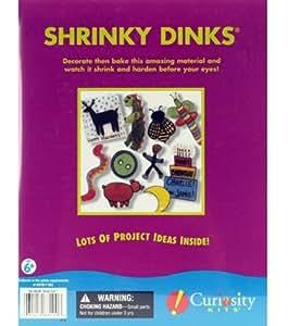 Curiosity Kits - Shrinky Dinks