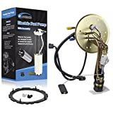 POWERCO Electric Fuel Pump Replacement Replacement For 2000 1999 1998 Ford Crown Victoria Town Car Grand Marquis 4.6L W/Sending Unit E2272S