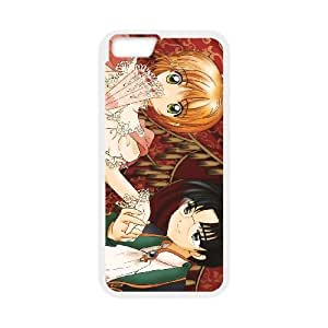 iPhone 6 Plus 5.5 Inch Cell Phone Case White Tsubasa Reservoir Chronicle D459407