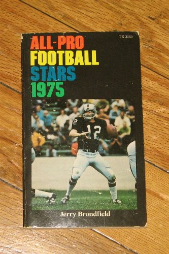 All-Pro Football Stars 1975