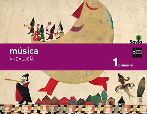 Descargar Libro Música. 1 Primaria. Savia. Andalucía Carmen Gil