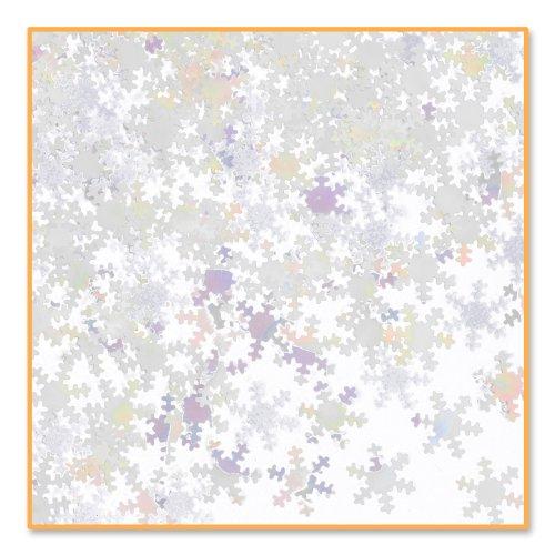 Snowflakes Confetti (Pack of 3) (Snowflake Confetti)