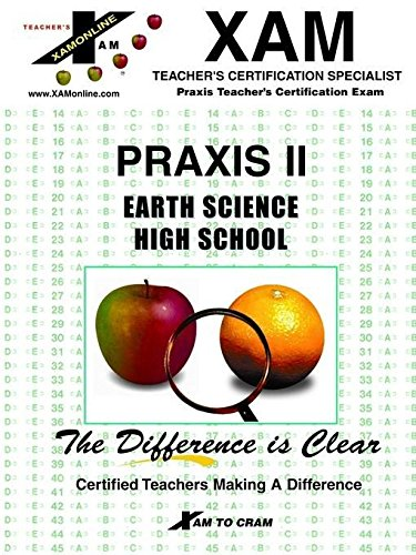 Praxis : Earth Science (Praxis Series): Kelly Benson ...