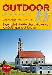 Bayerisch-Schwäbischer Jakobusweg von Oettingen nach Lindau