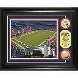 NFL Houston Texans Stadium Silver Coin Photo Mint