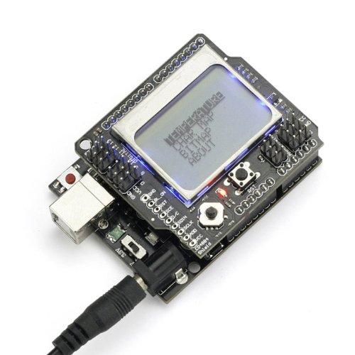 SainSmart Ethernet Arduino Mega2560 Duemilanove product image
