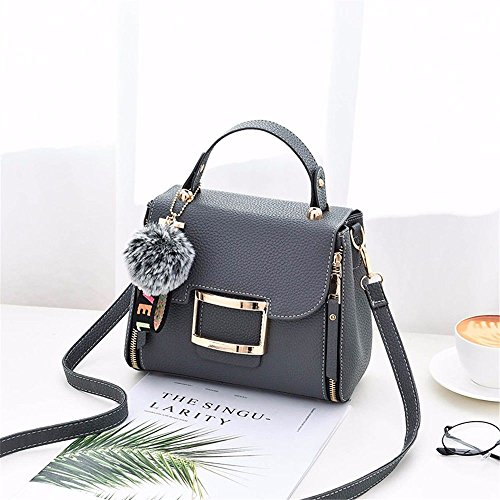Black Bag Shoulder With Single Bag A Mszyz Gray Red Shoulder Christmas wxZ7qpBYW