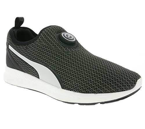 Puma Disc Sleeve Ignite Knit Calzado 10,0 black/gray