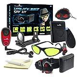 STICKY LIL FINGERS SuperSpies Utility Belt Spy Kit