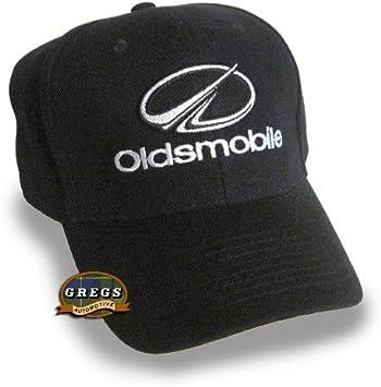 Oldsmobile Black Baseball Cap HRP