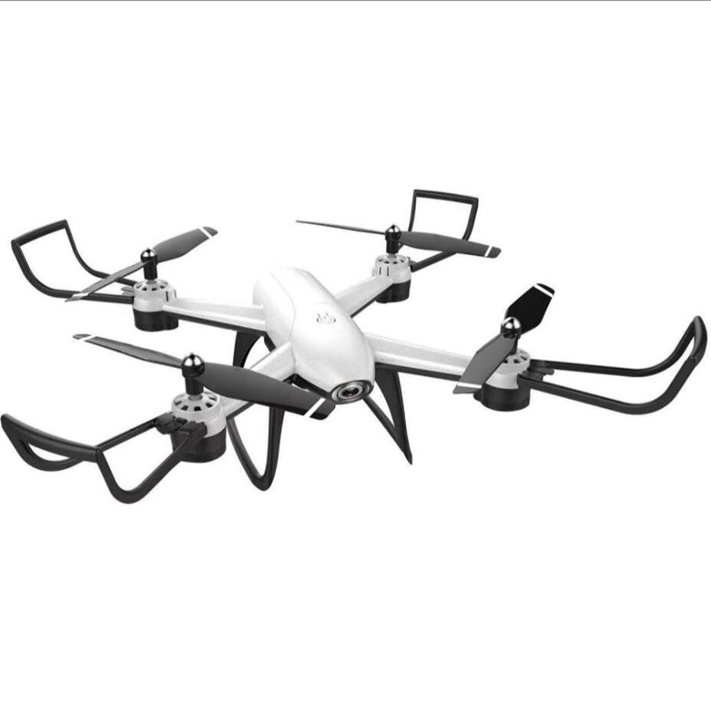 White LFLWYJ Extra Long Drone, HD Aerial Photography, 4-axis Aircraft, Anti-drop Remote Control Aircraft (color   White)