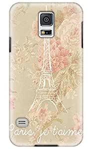 High Quality TPU Case for Samsung galaxy s5 With Vivid and Elegant Painting