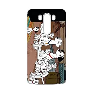 Funny One Hundred and One Dalmatians Design Best Seller High Quality Phone Case For LG G3
