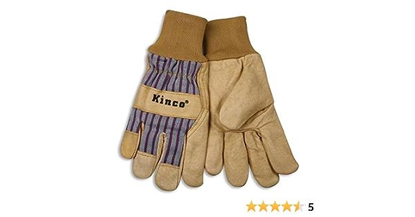 Kinco Gloves 1917KW Golden Grain Pigskin Gloves