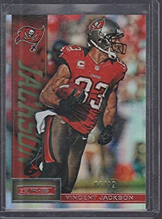 2013 Panini R&S Vincent Jackson Buccaneers 632 Football Card #93 at  hot sale