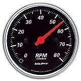 Auto Meter 1490 3-3/8IN D/B STREET ROD