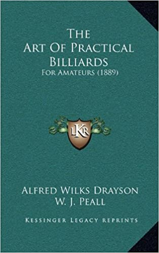 Book The Art of Practical Billiards: For Amateurs (1889)