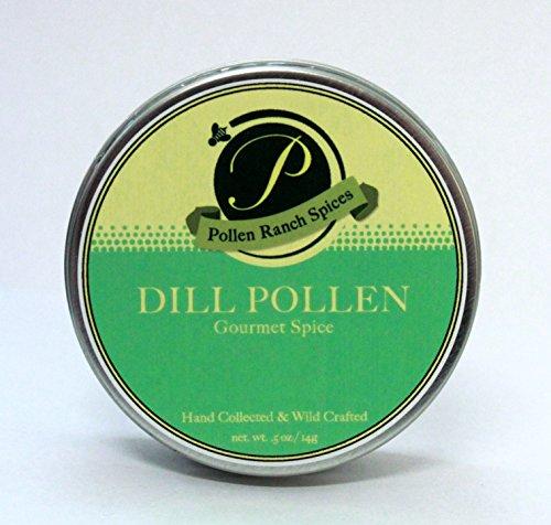 Dill Pollen (0.5 oz.) by Pollen Ranch Dill Pollen
