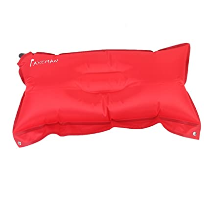 Amazon.com: Cojín Hinchable Soft Air almohada viaje al aire ...
