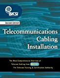 img - for Telecommunications Cabling Installation by BICSI (2002-10-28) book / textbook / text book
