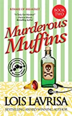 Murderous Muffins: A Georgia Coast Cozy Mystery Series: Book 2 (Chubby Chicks Club Cozy Mystery Series)