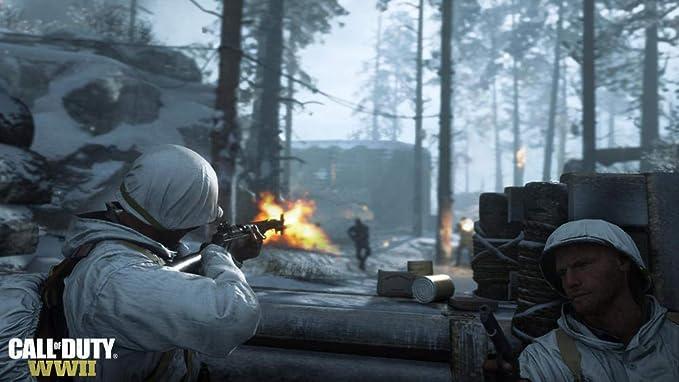 Call Of Duty: World War II (Importación francesa): Amazon.es ...