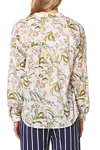 110 Off Femme Blouse Multicolore White Esprit wCqxXtSC5