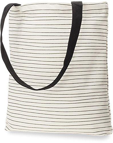 praktische Einkaufstasche Damentasche Baumwolltasche Leinen - Beutel mit Katzen - Motiv
