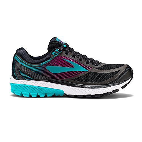 Women's GTX Brooks Running Shoes Black 10 Ghost 1wdqSnwtg