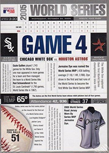 World Series 2005 Game 4 - Series 2005 World Game