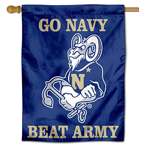 College Flags and Banners Co. US Navy Banner House Flag