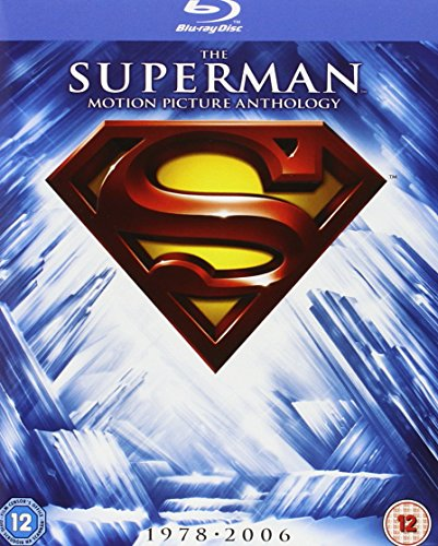 Find Cheap The Superman Motion Picture Anthology 1978-2006 [Blu-ray] [1978] [Region Free]