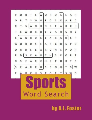 Sports: Word Search