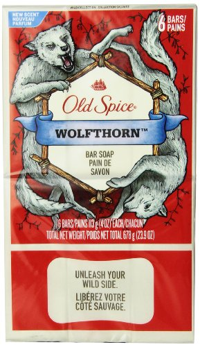 Old Spice Wild Collection Wolfthorn Men