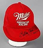 Bobby Allison Signed Racing Team Hat NASCAR - COA JSA